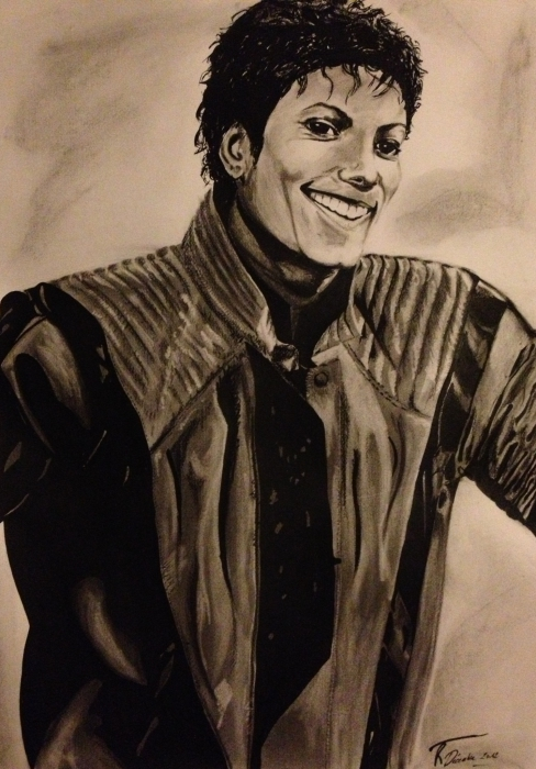 Michael Jackson by ritchi1378